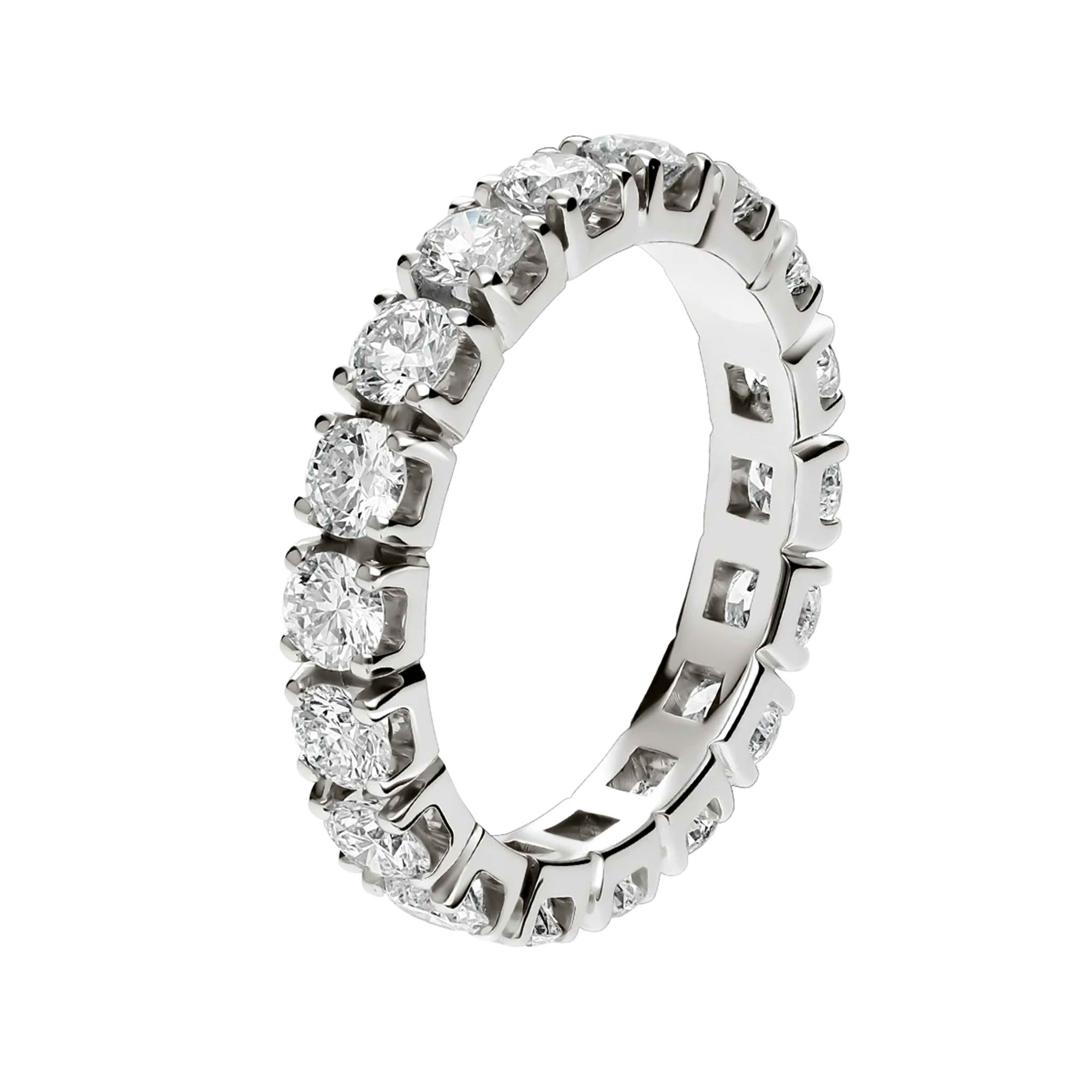 Eternity Bands Wedding Ring 308346